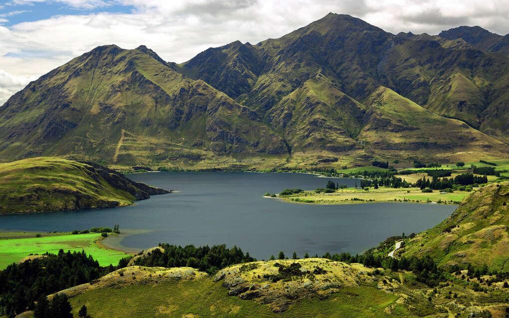 Побывать в Новой Зеландии