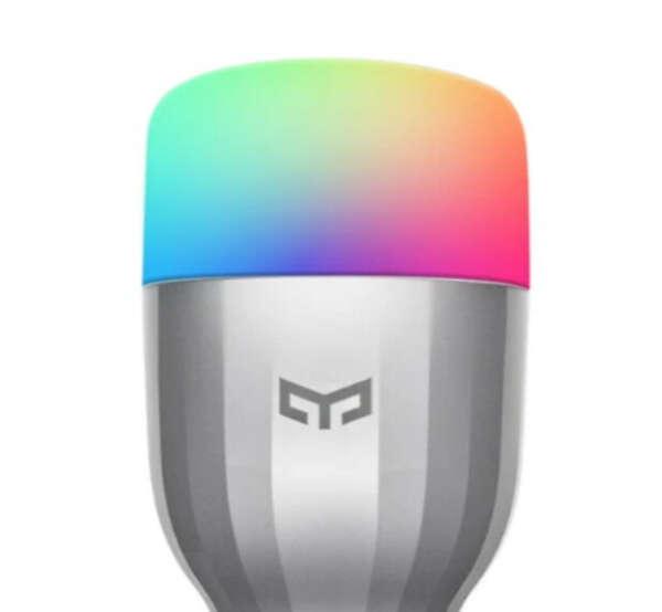 SMART-лампа с регулировкой яркости (желательно ещё цветов)