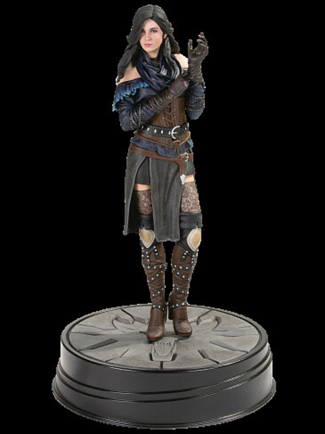 Фигурка Йеннифэр — Witcher 3 Wild Hunt PVC Yennefer 2nd Edition