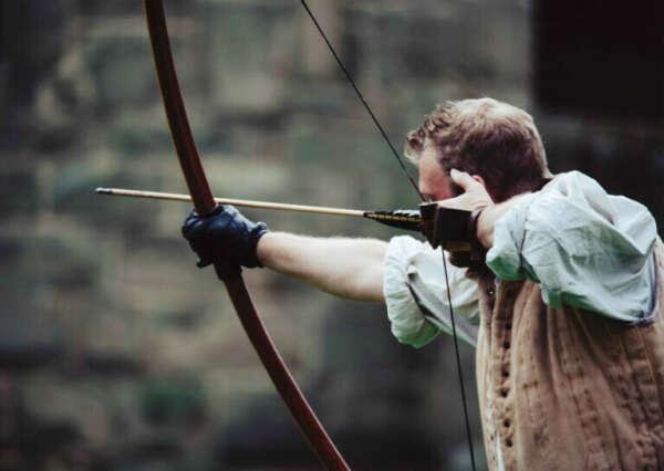 Занятия по стрельбе из лука