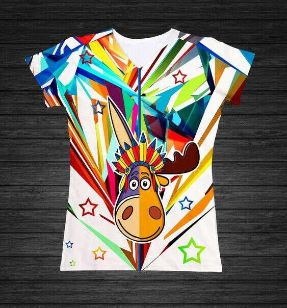 Хочу футболку от П6:)