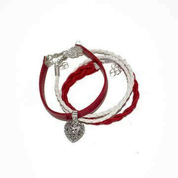 Набор браслетов Red Heart