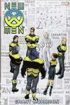 New X-Men Omnibus                                Hardcover                                                                                                                                                                                – August 15, 2012