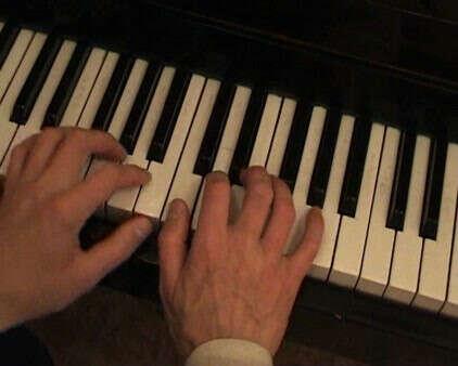 Научиться играть на фортопиано