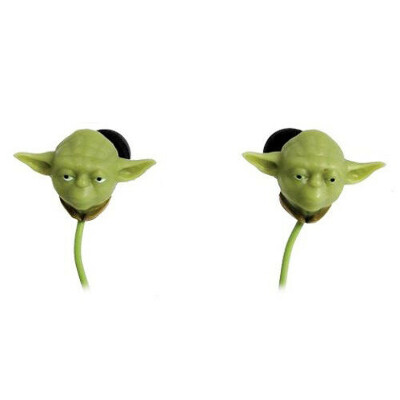 Наушники Yoda Star Wars Earbuds