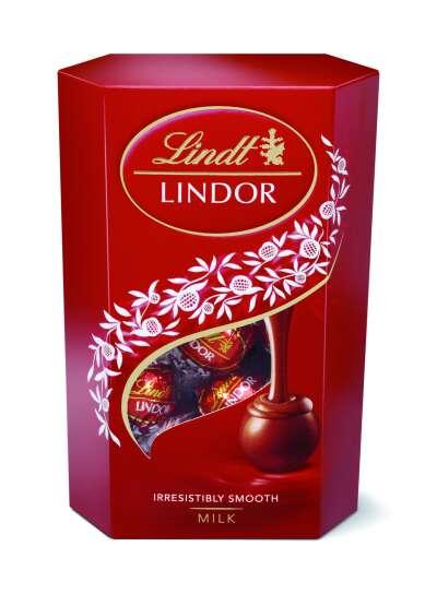 Шоколадные конфеты Lindor