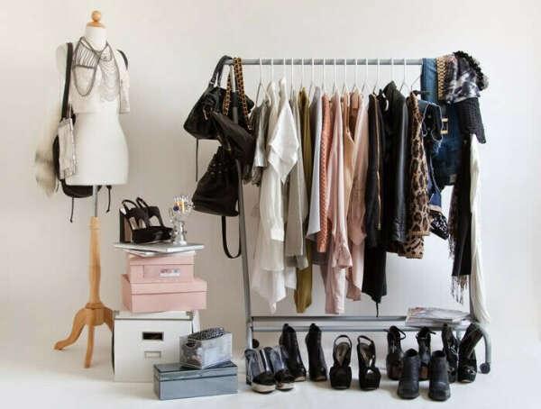 Разбор гардероба и шопинг со стилистом