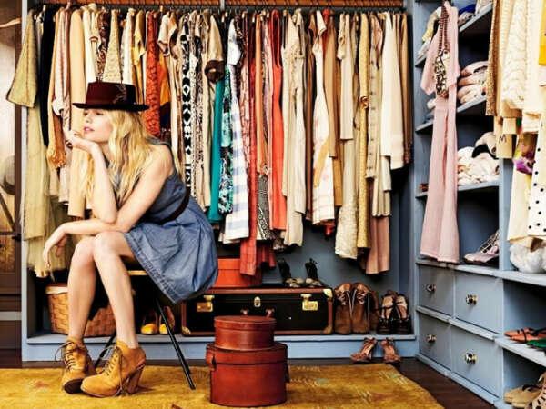 Хочу поменять свой гардероб