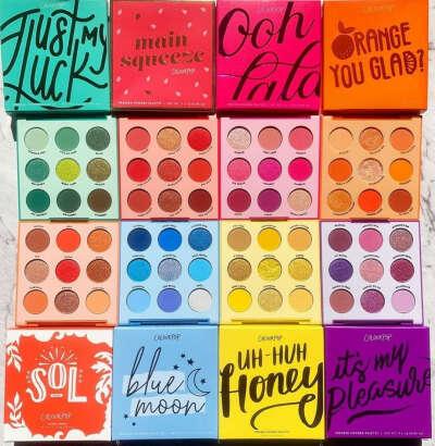 Палетка Colour Pop