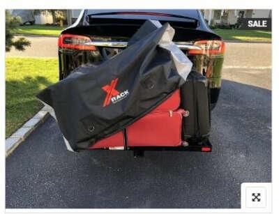 X-Rack Waterproof Slip Cover Bag