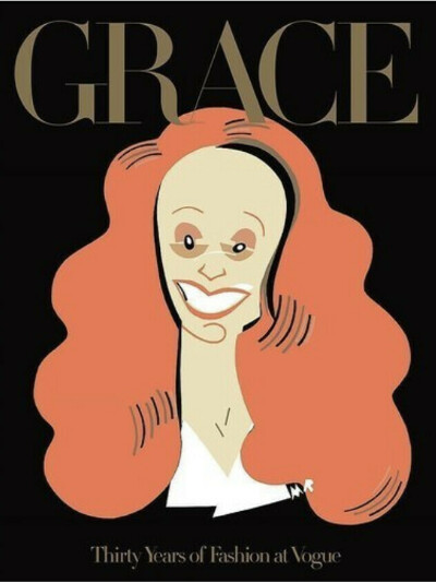 Книга Grace: Thirty Years of Fashion at Vogue