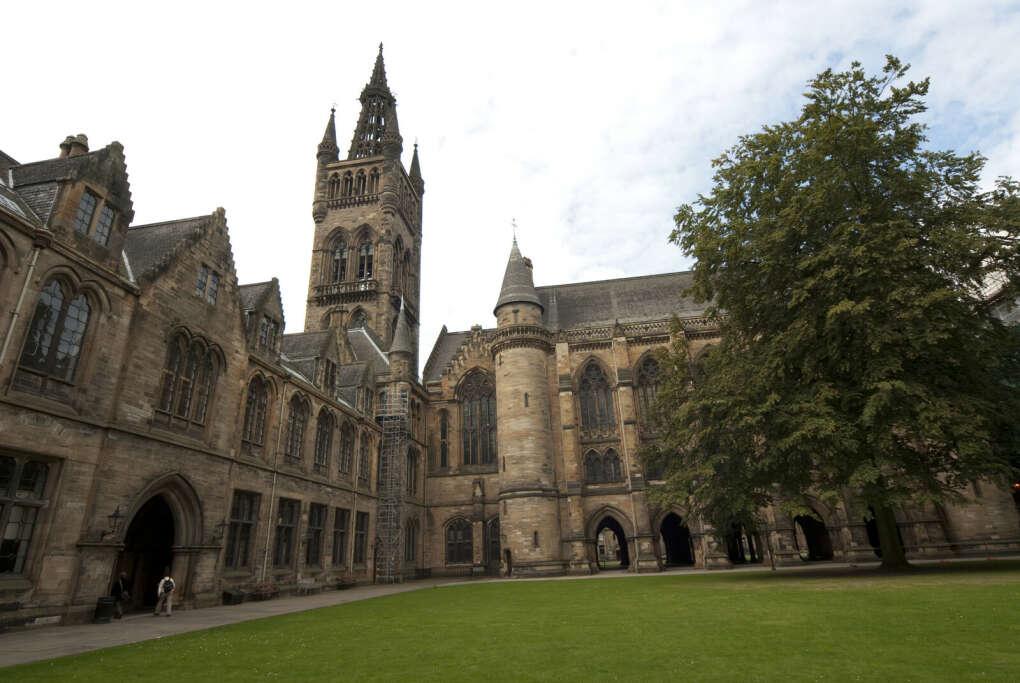 Побывать в Хогвартсе в Шотландии