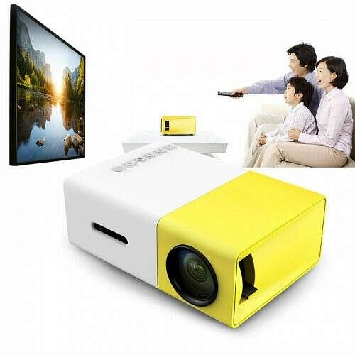 Мини-проектор Led Projector YG 300