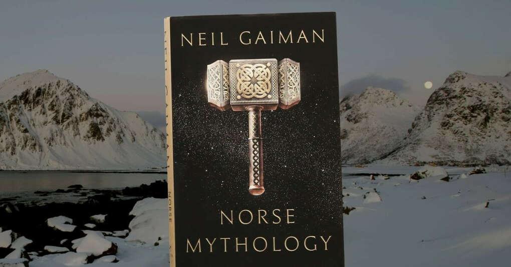 Нил Гейман Скандинавские боги