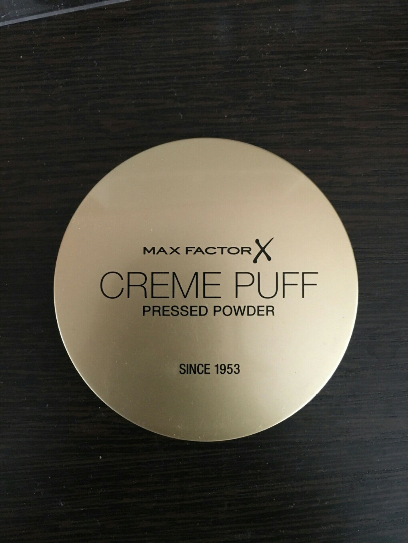 Пудра Max Factor creme puff
