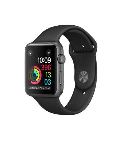 Apple Watch 2 42 mm Space Gray Aluminum