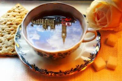 чай просто чай