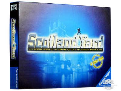 Настольная игра «Скотланд Ярд (Scotland Yard)»