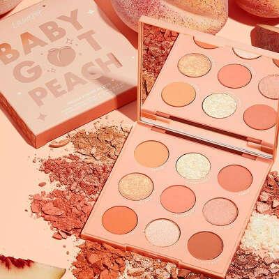 Палетка Baby Got Peach
