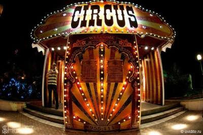Сходить в цирк