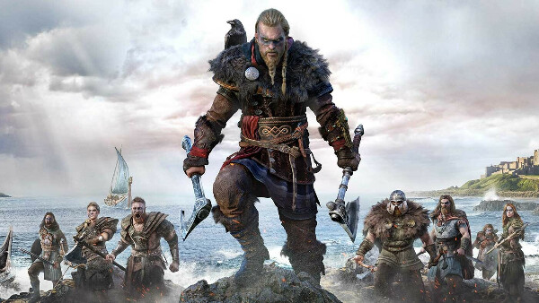 Игра Assassin's Creed Valhalla (PS4)