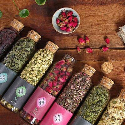 собрать коллекцию добавок к чаю
