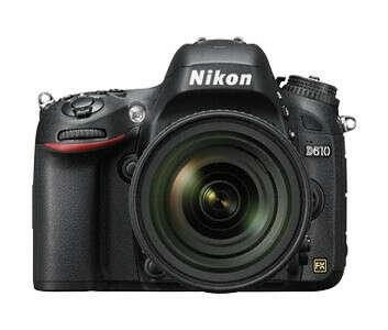 Nikon Россия - Цифровые фотокамеры - Зеркальные - D610