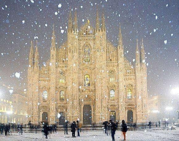 Хочу увидеть Миланский собор