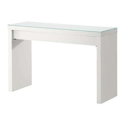 МАЛЬМТуалетный столик, белый,120x41 см