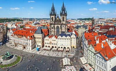 Побывать в Чехии