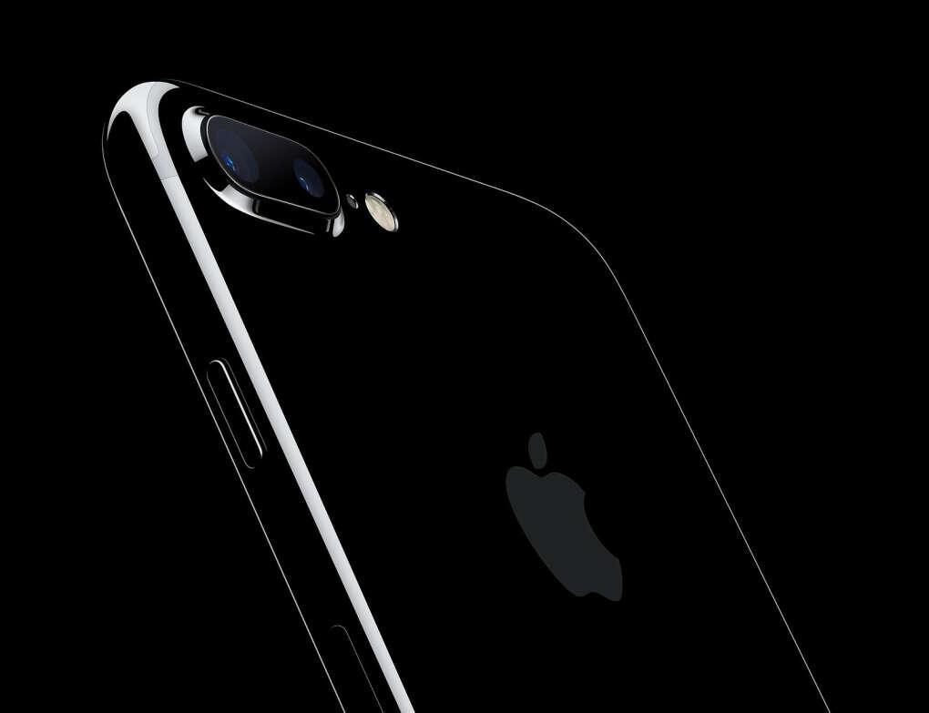 iPhone7, 128 ГБ, чёрный оникс