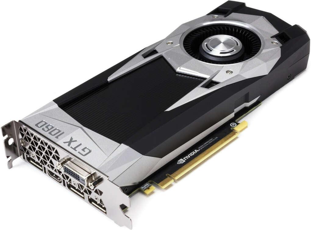 Видеокарта GTX 1060 или лучше