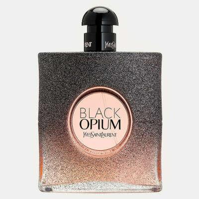 YVES SAINT LAURENT PERFUME BLACK OPIUM FLORAL