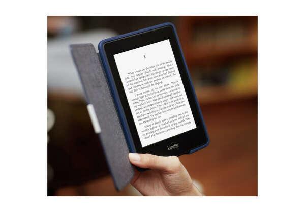 Электронная книга kindle с подсветкой