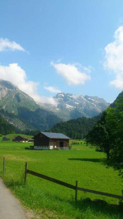 Поездка в Швейцарию