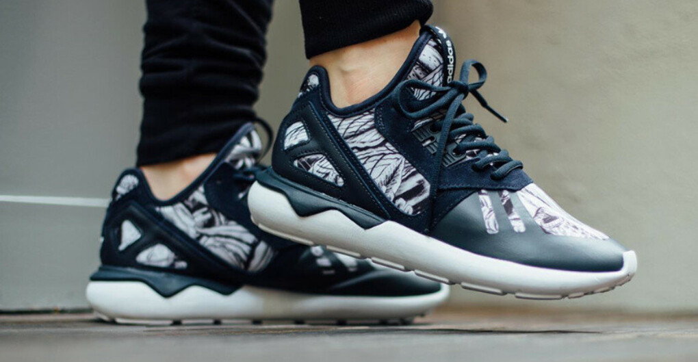 "Adidas Originals Tubular ""Leg Ink"""