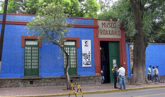 Музей Фриды Кало, Мексика