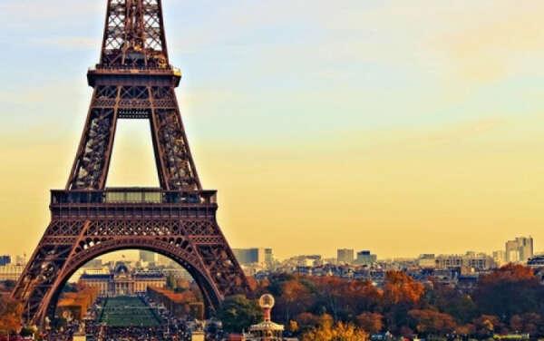 Посетить Париж ❤️