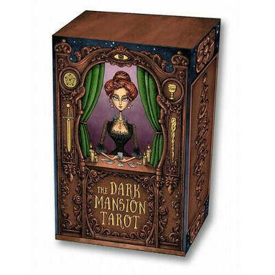 Таро Тёмный Особняк / The Dark Mansion Tarot