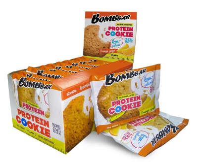Печенье апельсиновое Boombar