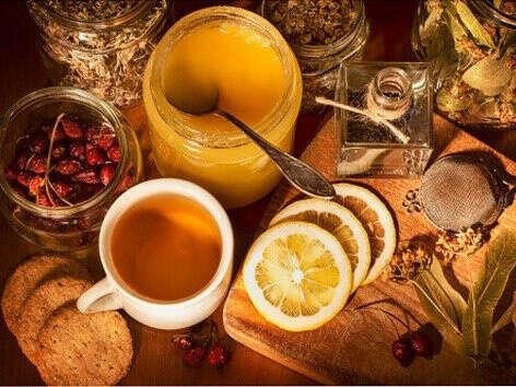 Провести осенний вечер с любимым и чаем