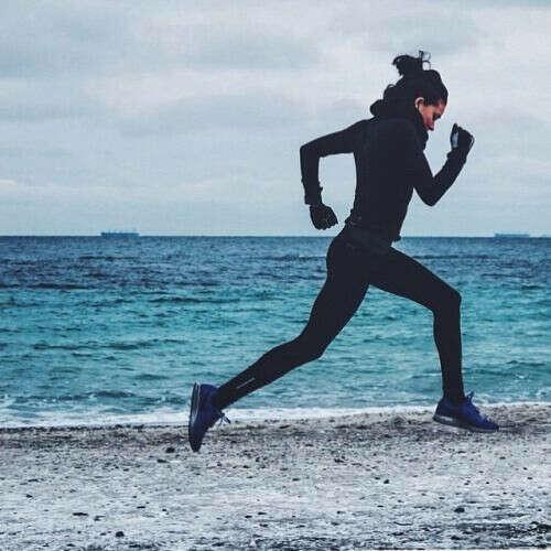 Личный тренер по бегу