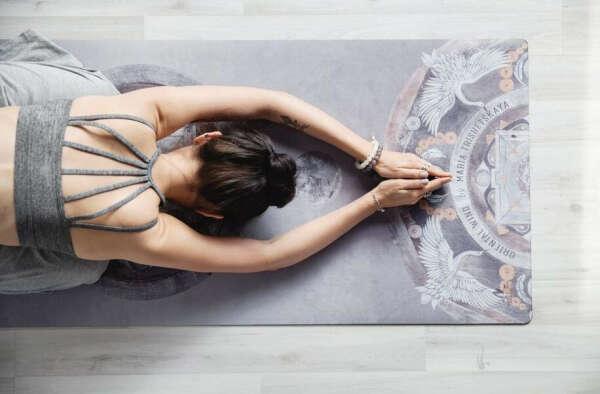 Коврик для йоги Oriental Wind