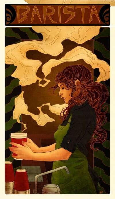 Занятия по кофе