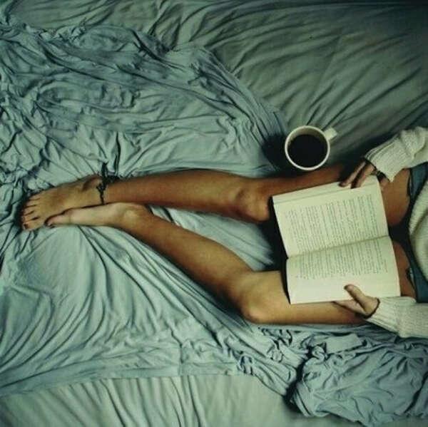 Читать книгу весь день не вылезая из постели