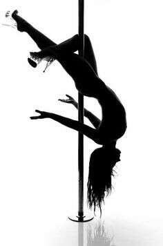 заниматься pole dance