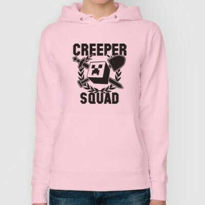 Худи Creeper squad