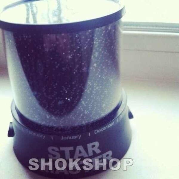 Проектор звёздного неба (ночник)