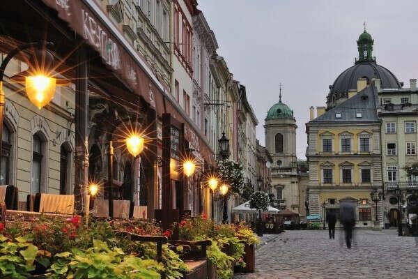 Путешествие во Львов