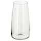 БЕРЭКНА Ваза, прозрачное стекло, Высота: 30 см купить онлайн в интернет-магазине - IKEA